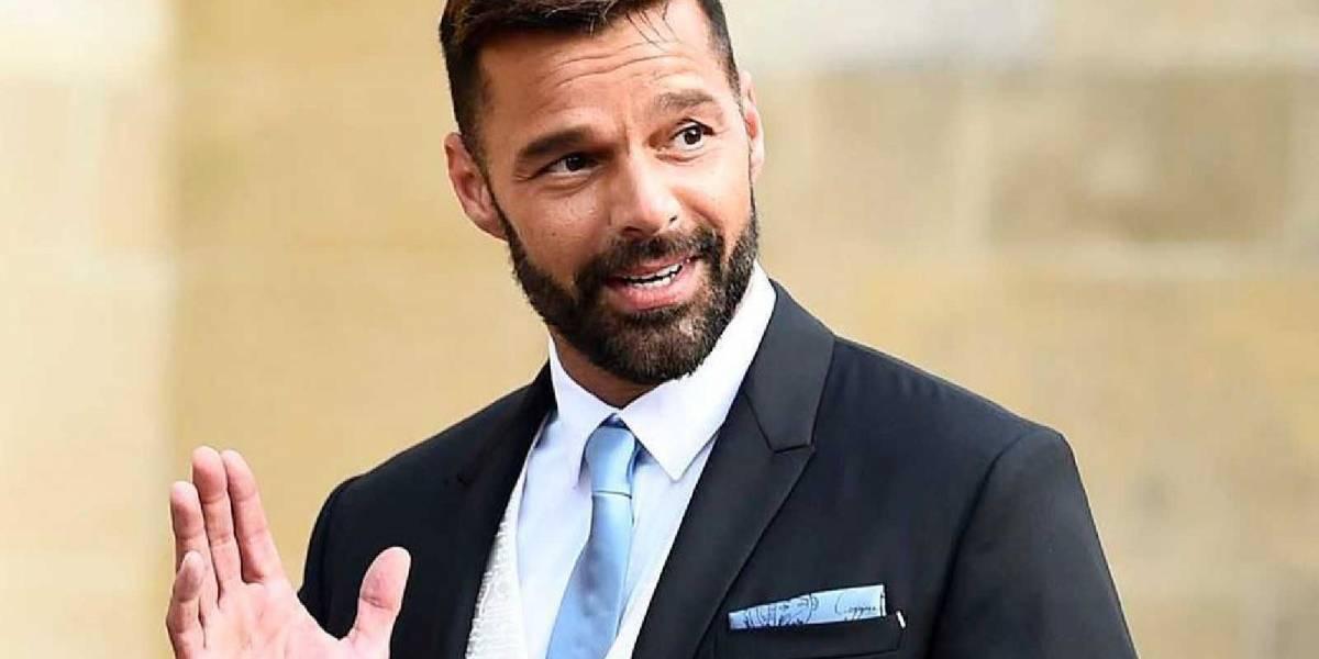 ¡Ricky Martin entre los exclusivos invitados a la Boda Real de la Princesa Eugenia!