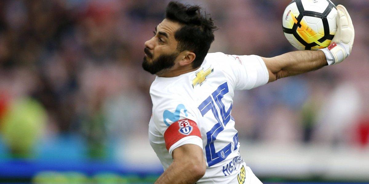 Kudelka dispondrá de una diezmada formación en la U para enfrentar a Palestino por Copa Chile