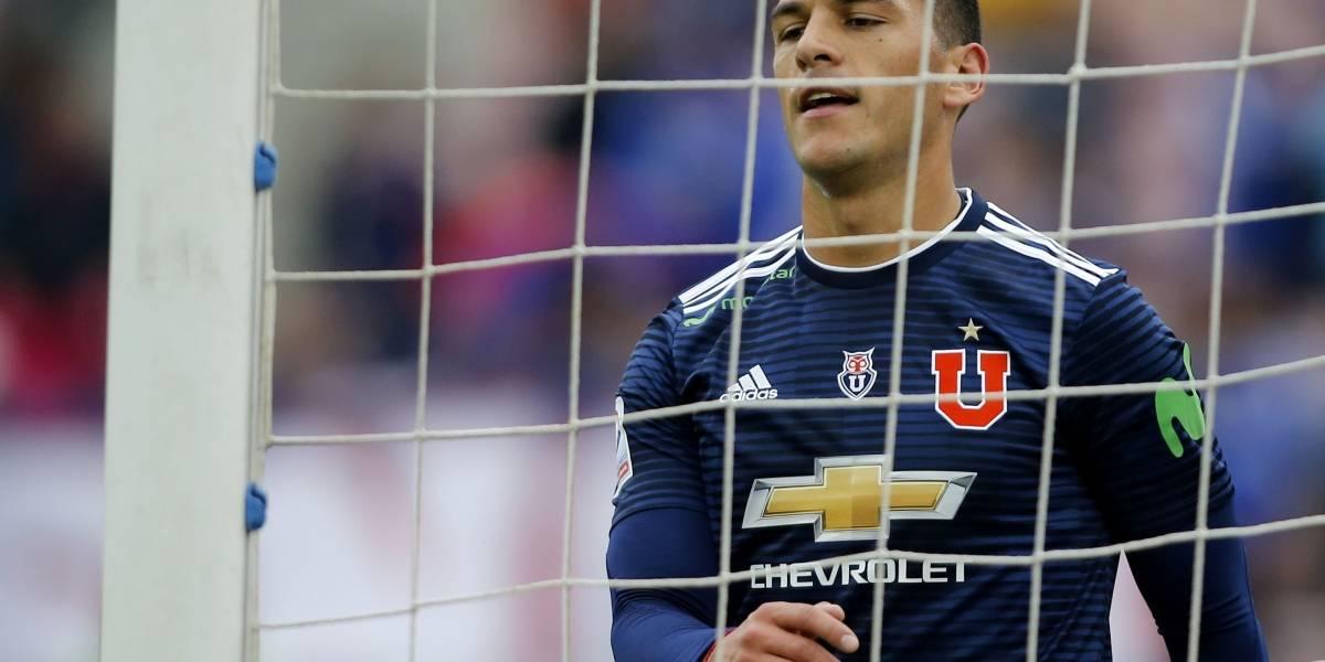 Isaac Díaz perdió la opción de ser titular por lesión y Beausejour no jugará la revancha de la U ante Palestino