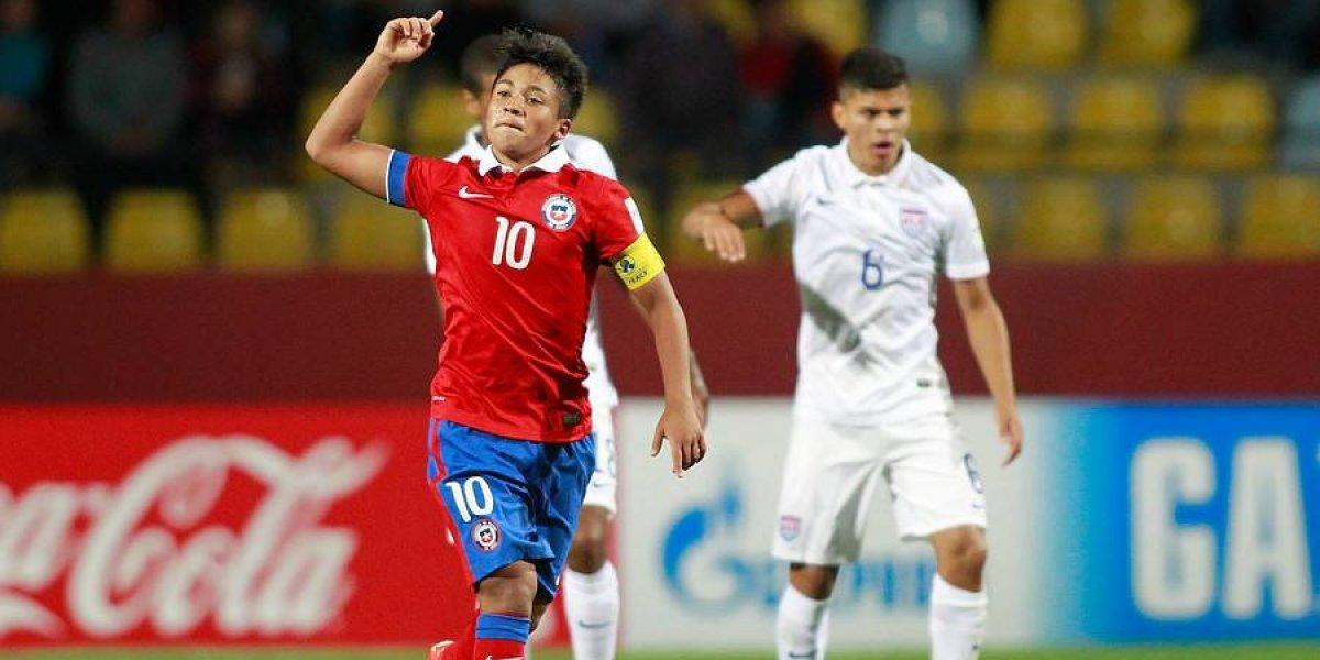 """Marcelo Allende piensa en grande de cara al Sudamericano Sub 20: """"Ayuda tener jugadores sumando minutos en Primera"""""""