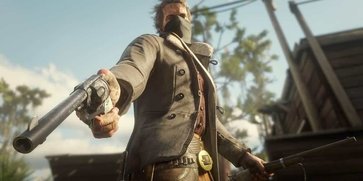 Rockstar revela detalles sobre las armas en Red Dead Redemption 2