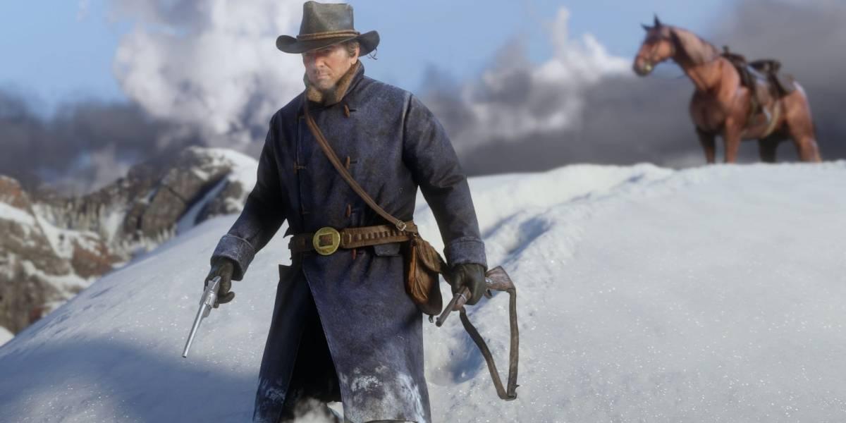 Red Dead Redemption 2 tendrá una aplicación complementaria que actuará como mapa interactivo