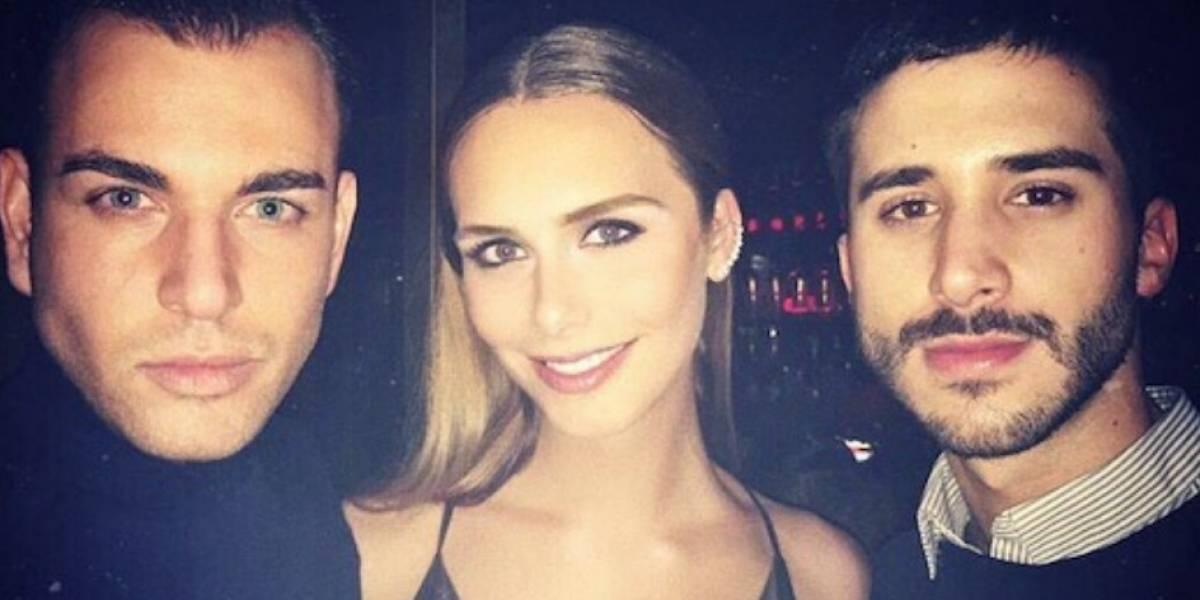 Así fue la dramática transformación del novio de Miss España antes de encontrar el amor