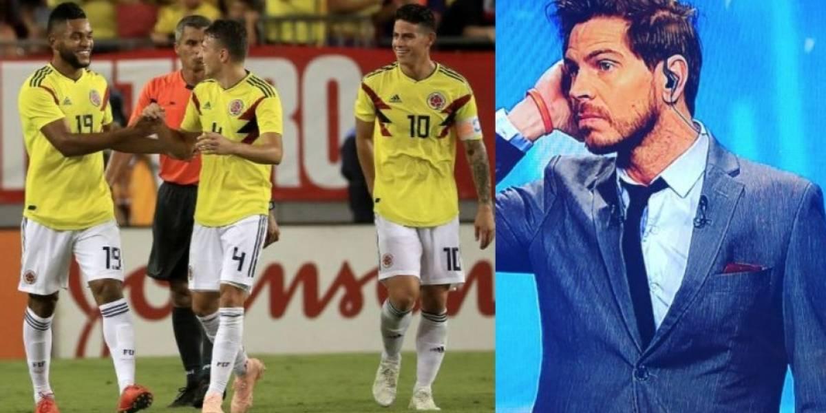 Argentinos, rendidos ante la actuación de Colombia vs Estados Unidos
