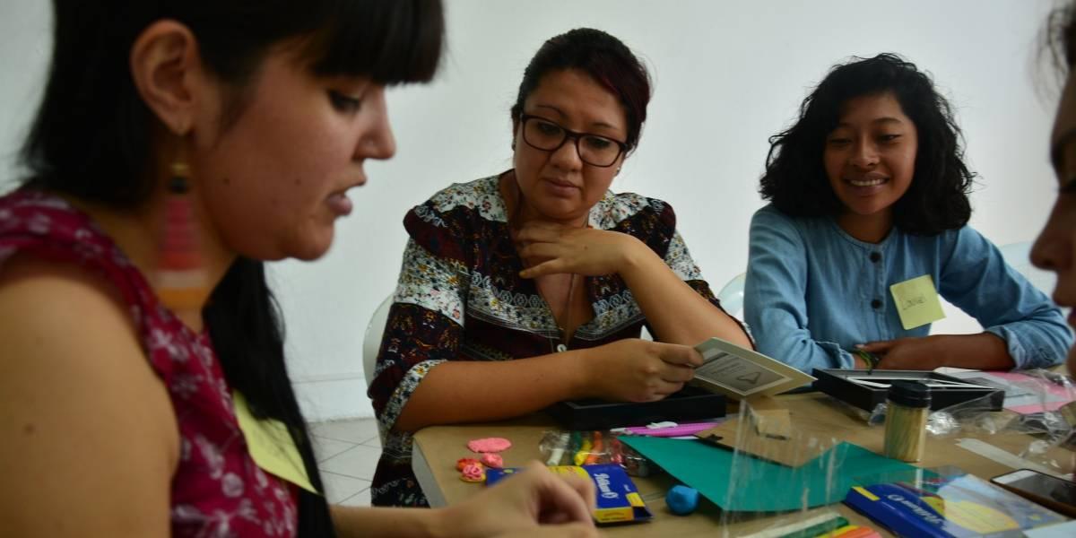 Por medio del arte, colectivo guatemalteco promueve la igualdad de género