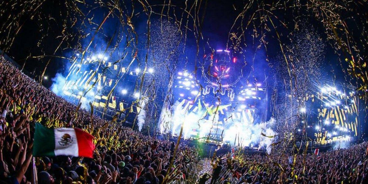 Todo listo para disfrutar a los mejores DJ's en el Ultra Music Festival México