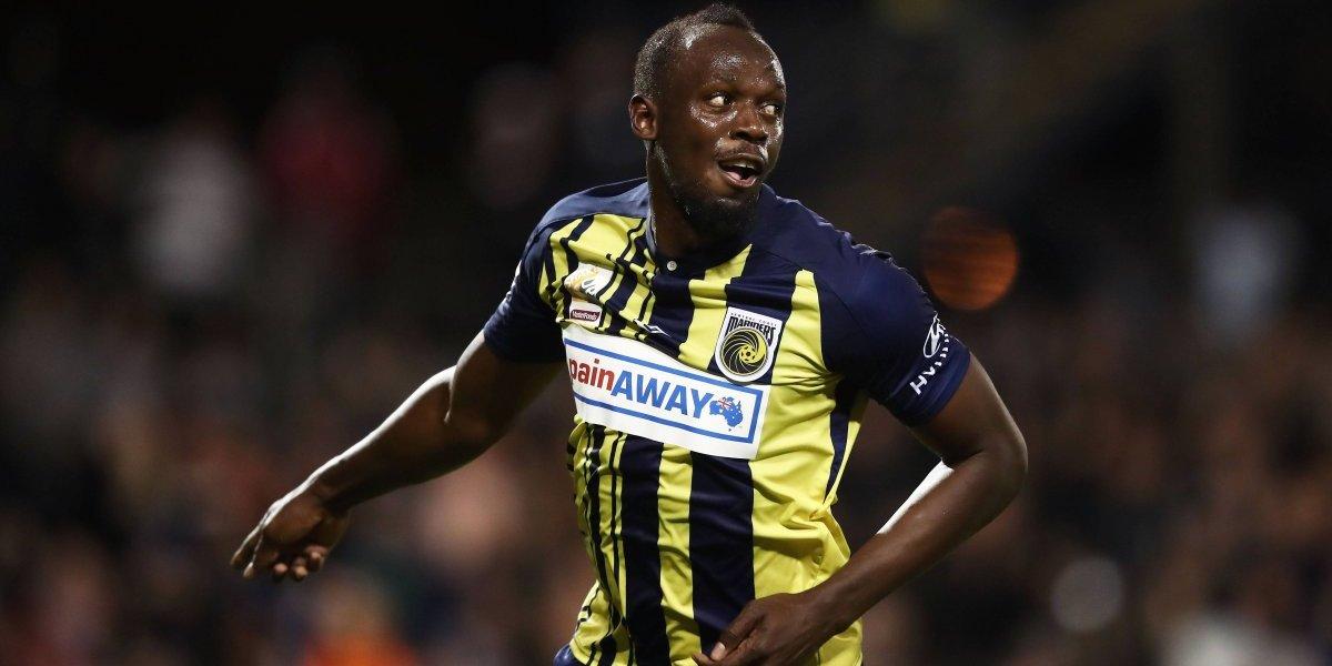 VIDEO: Usain Bolt marca doblete en la victoria del Coast Mariners
