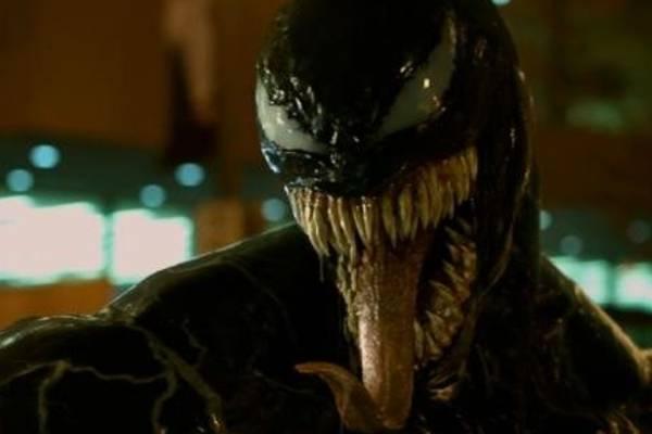 Venom, película 2018