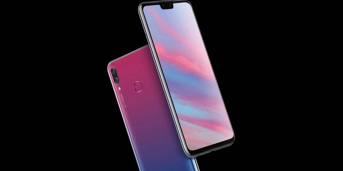 Huawei presentó en Chile su modelo Y9 2019