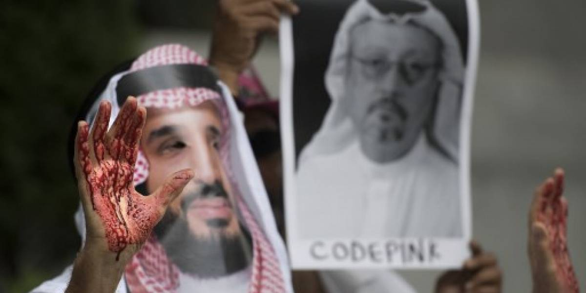 "Trump promete un ""castigo severo"" si Arabia Saudita está detrás de desaparición de periodista"