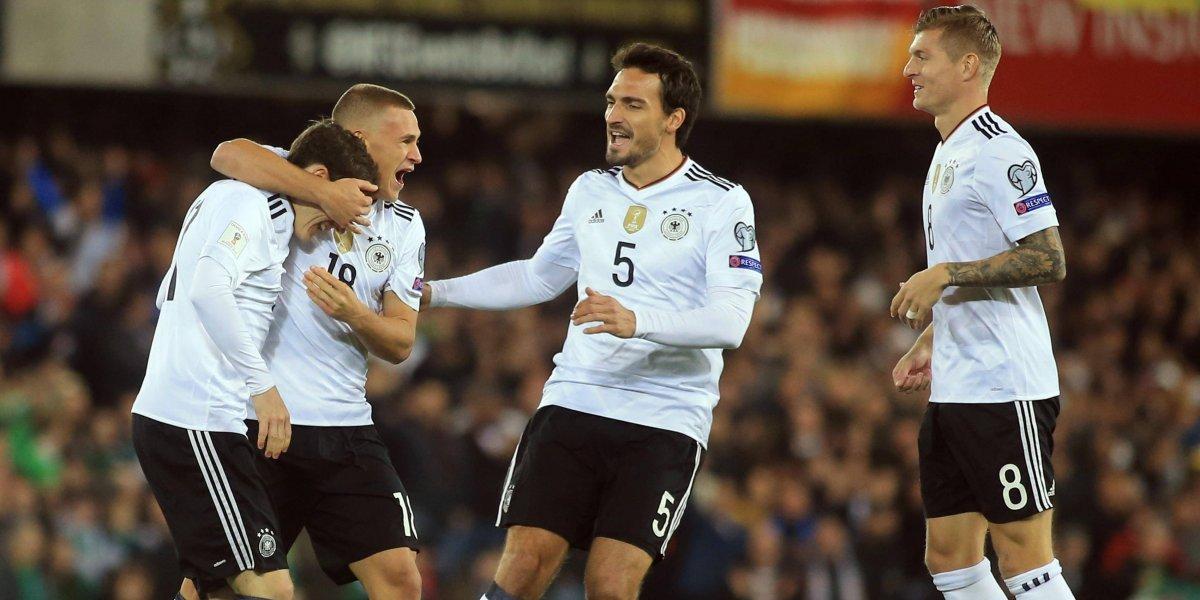 Holanda vs. Alemania, un clásico de sábado por la tarde