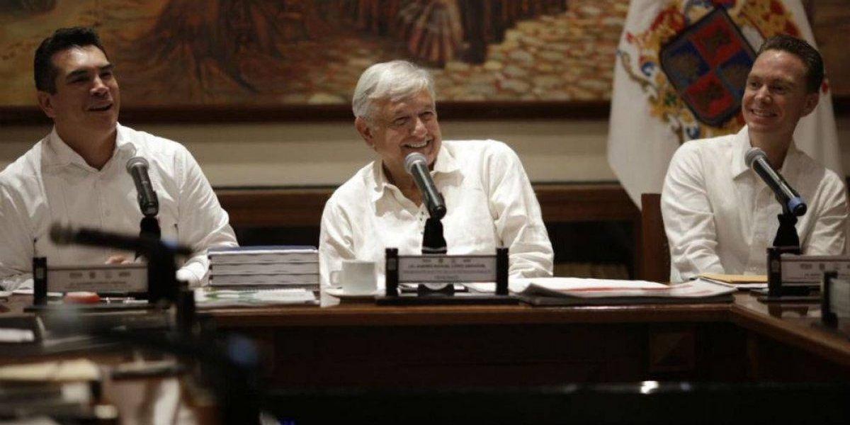 Obrador asegura que no habrá expropiaciones para construir el Tren Maya