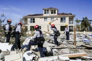 La destrucción en Florida