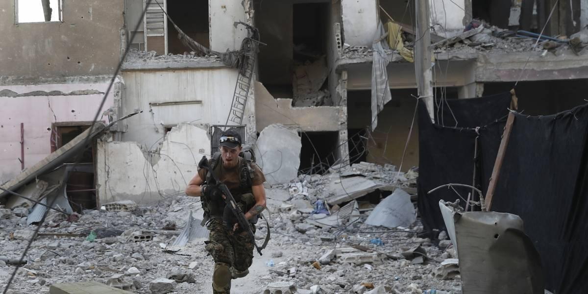 Estado Islámico secuestra a decenas de civiles en Siria