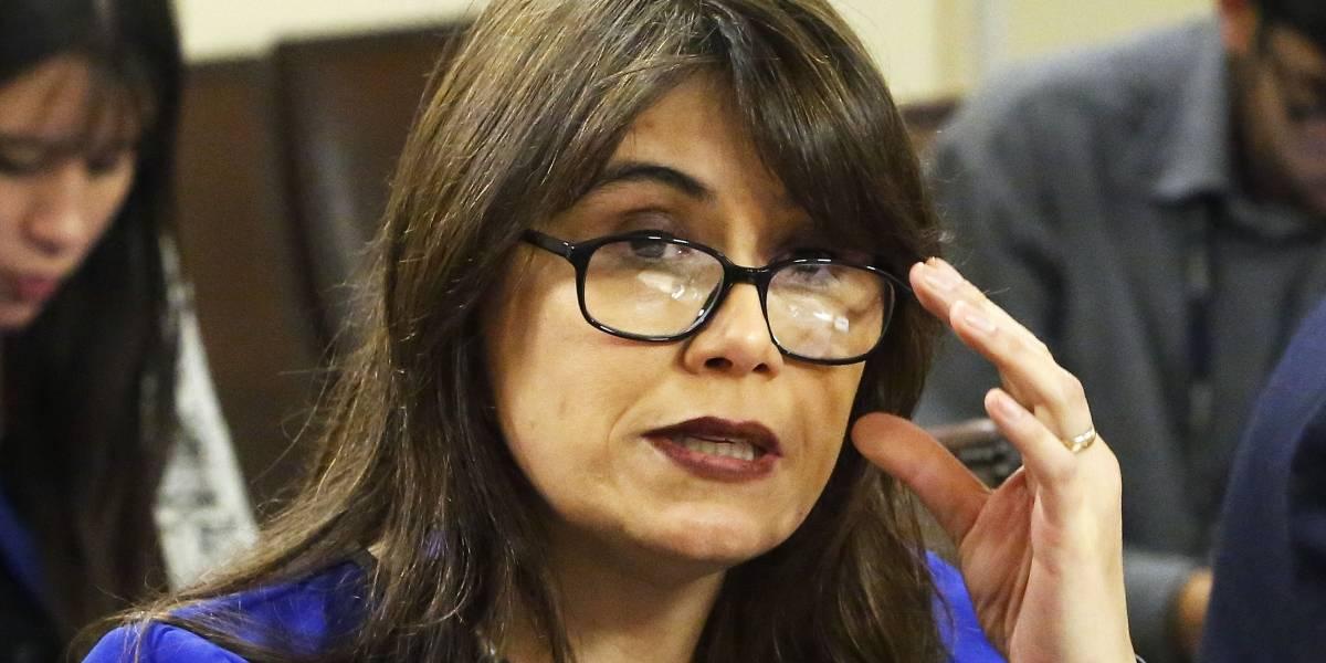"""""""Necesaria, correcta e indispensable"""": Gobierno aplaude salida de Javiera Blanco del CDE"""