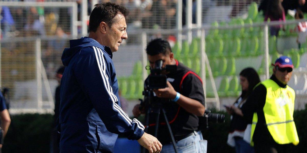 Frank Kudelka se jugará la vida en el Campeonato Nacional para conseguir al menos uno de los objetivos de la U