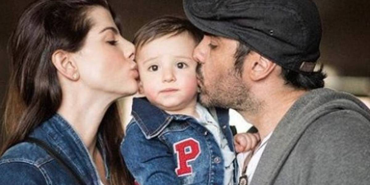 El tierno disfraz del hijo de Carolina Cruz que se robó las miradas en internet