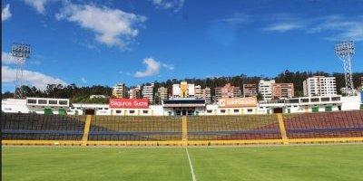 Estadio Olímpico de Atahualpa