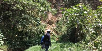 Autoridades continúan diligencias para localizar a Michelle Montenegro