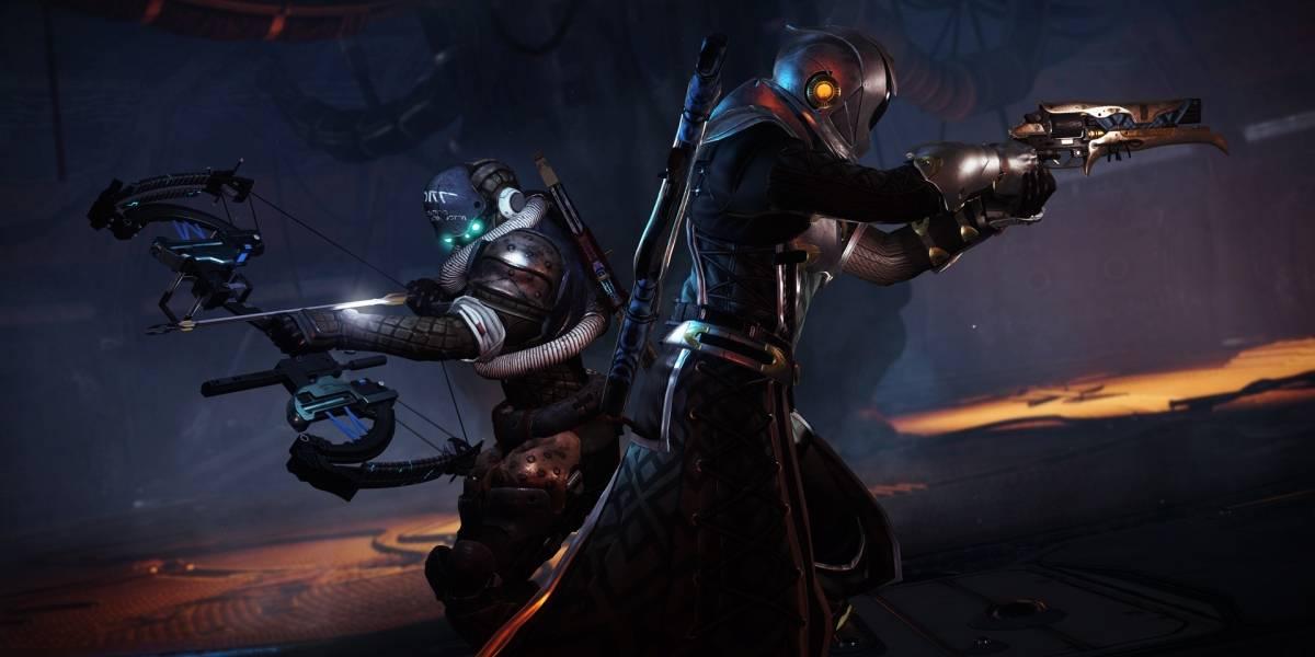 Destiny 2: Forsaken pronto incluirá las dos expansiones anteriores