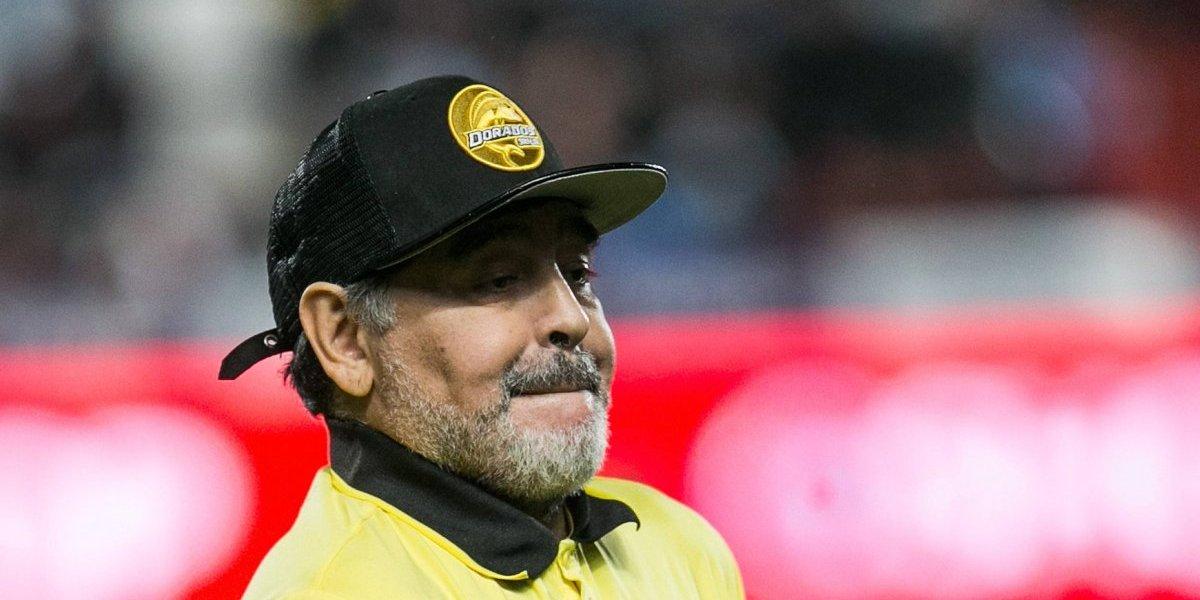 VIDEO: Diego Maradona: 'Sí me gustaría dirigir a la Selección mexicana'