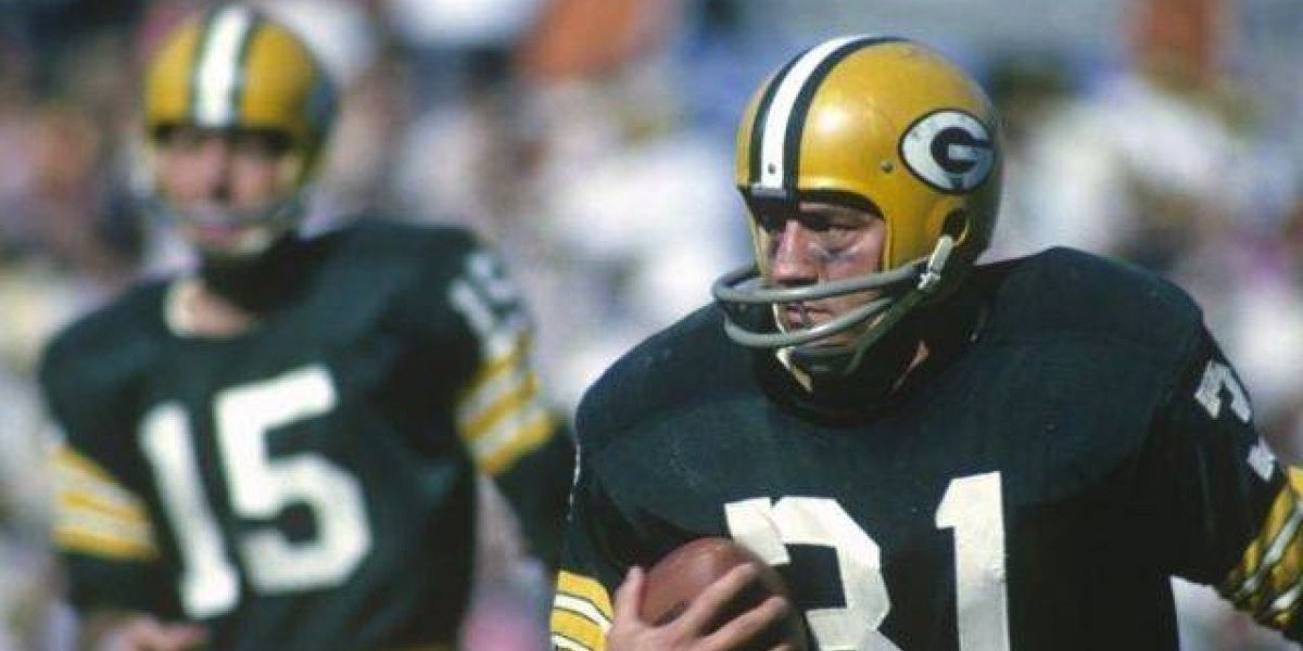 Fallece leyenda de los Green Bay Packers, Jim Taylor
