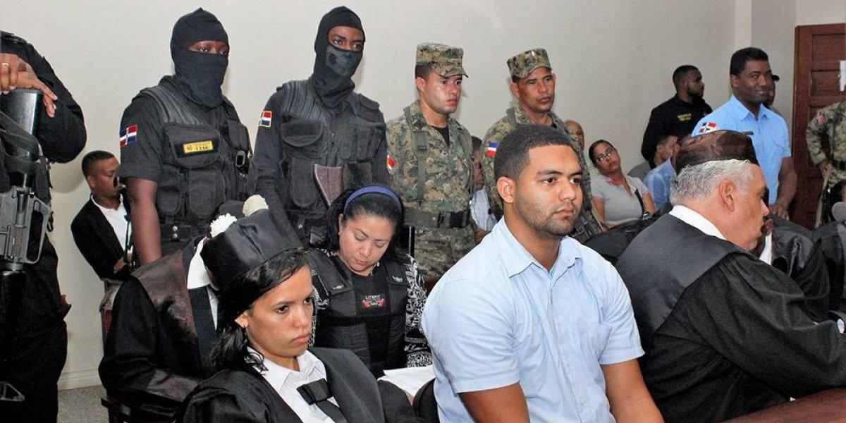 Tribunal aplaza para 17 de octubre juicio contra Marlon y Marlin Martínez