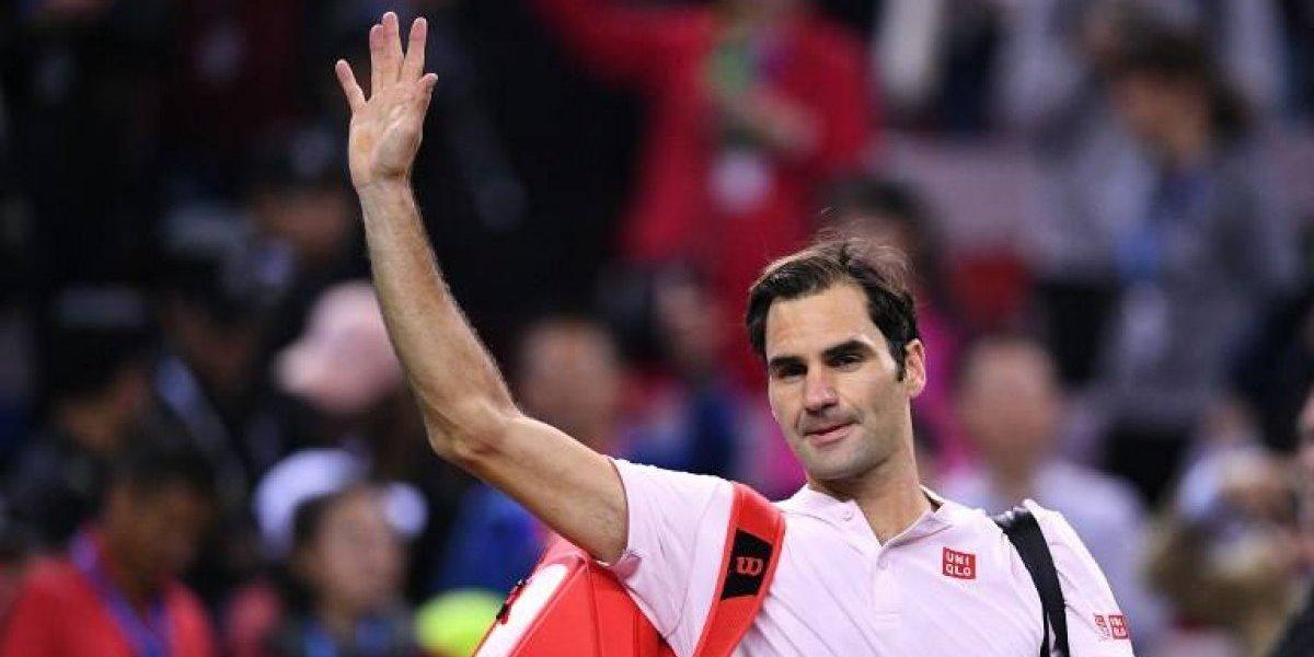 Federer sufre una dolorosa derrota en el Masters 1000 de Shanghái