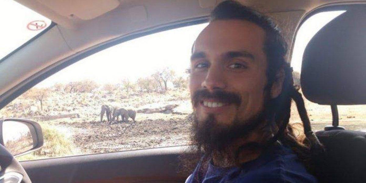 Plan de búsqueda a través de Whatsapp y campaña en redes: los esfuerzos por dar con el paradero del ingeniero chileno desaparecido en Sudáfrica