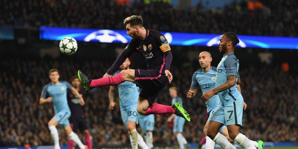 Manchester City desmiente interés por Messi