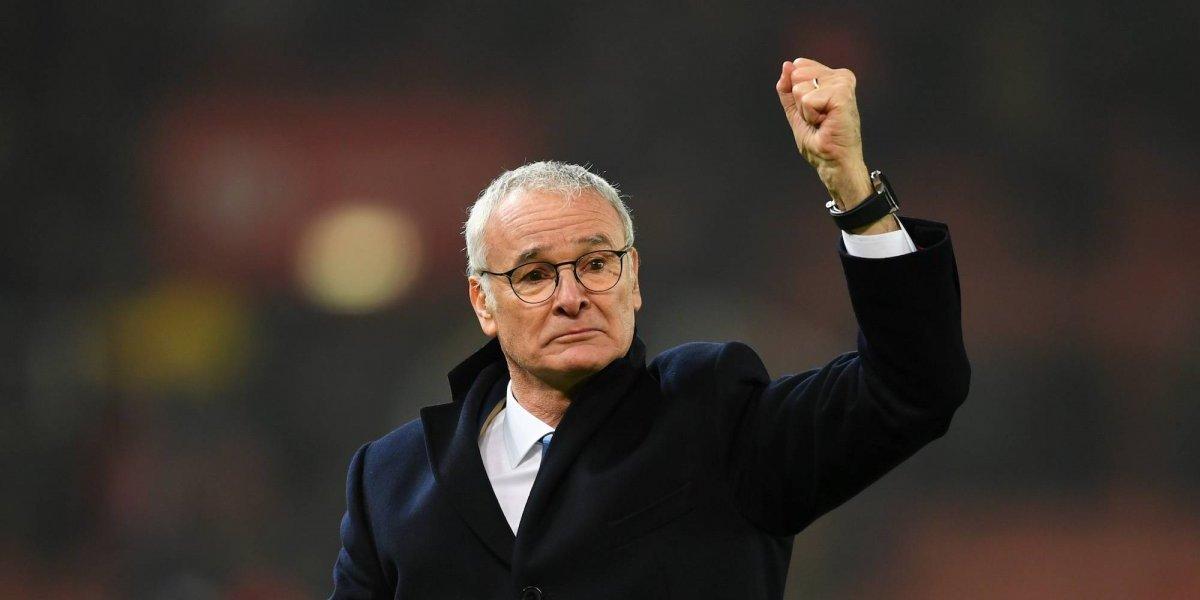 Claudio Ranieri, ¿la nueva cara del Tri?
