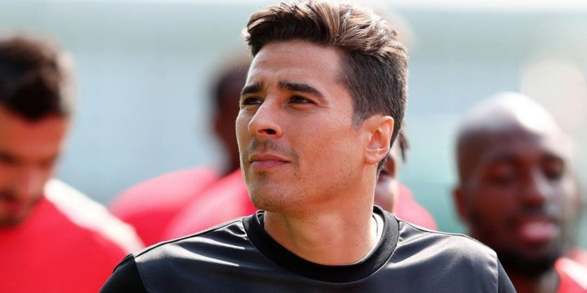 Guillermo Ochoa se convertirá en padre por tercera ocasión