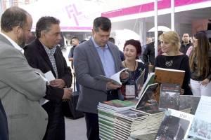 Feria del Libro en el Zócalo