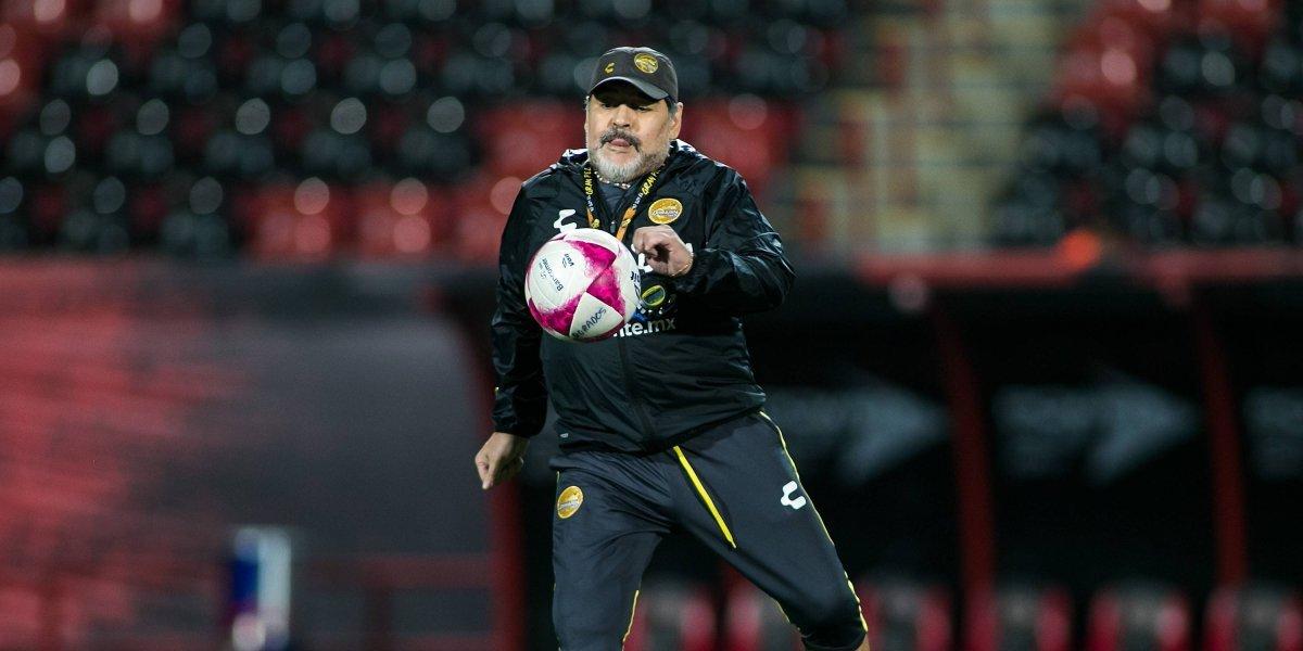 VIDEO: Maradona volvió a criticar duramente a Lionel Messi