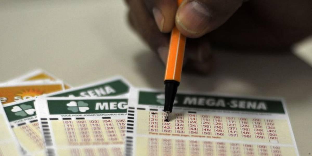 Mega-Sena: Veja os números sorteados neste sábado, 6 de abril