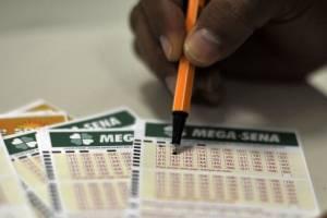 Mega-Sena: Confira números sorteados nesta quarta-feira