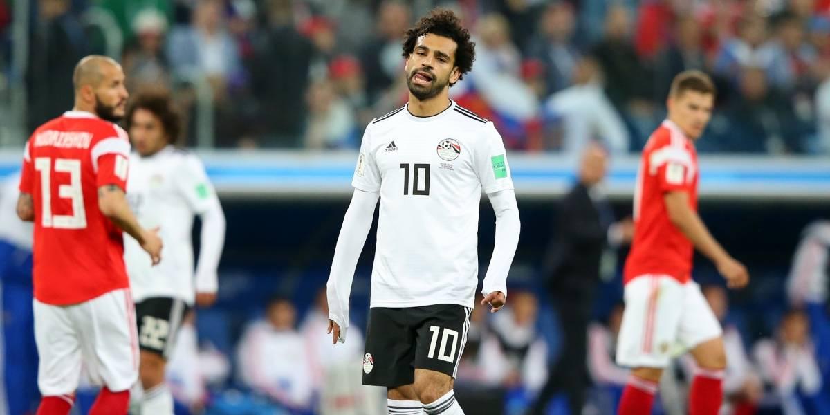 Mohamed Salah deja concentración de Egipto y preocupa al 'Vasco' Aguirre