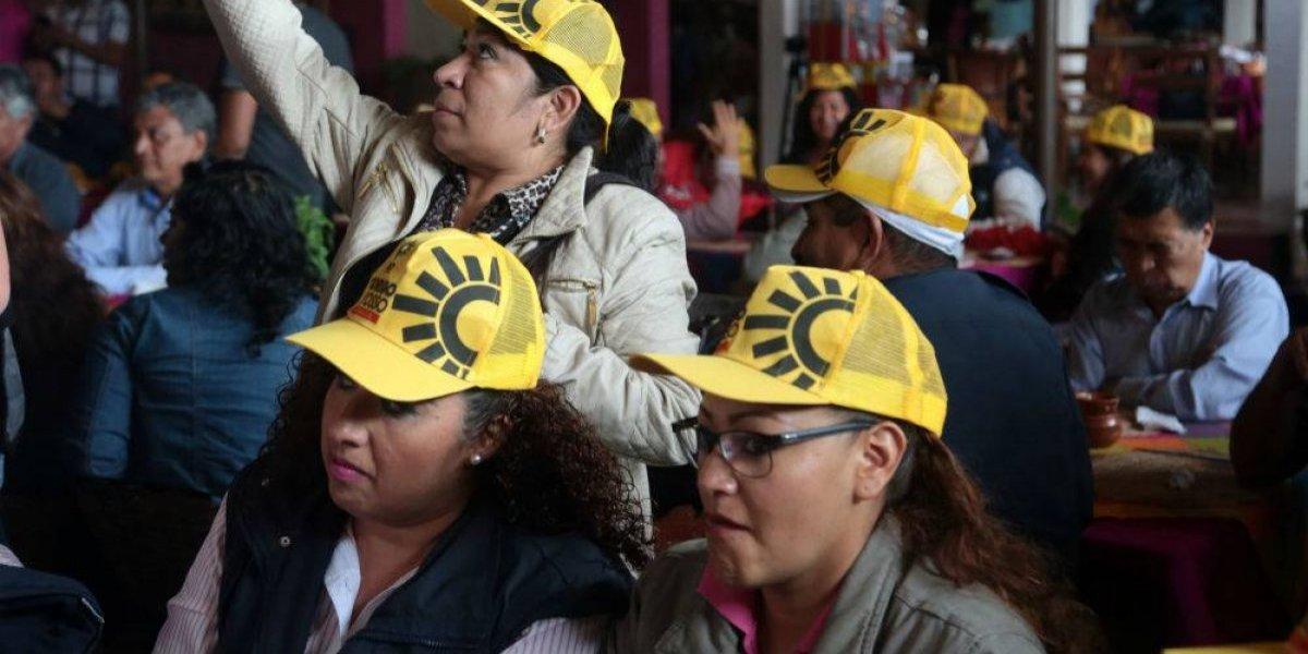 Por recorte presupuestal, PRD liquidará a trabajadores sindicalizados
