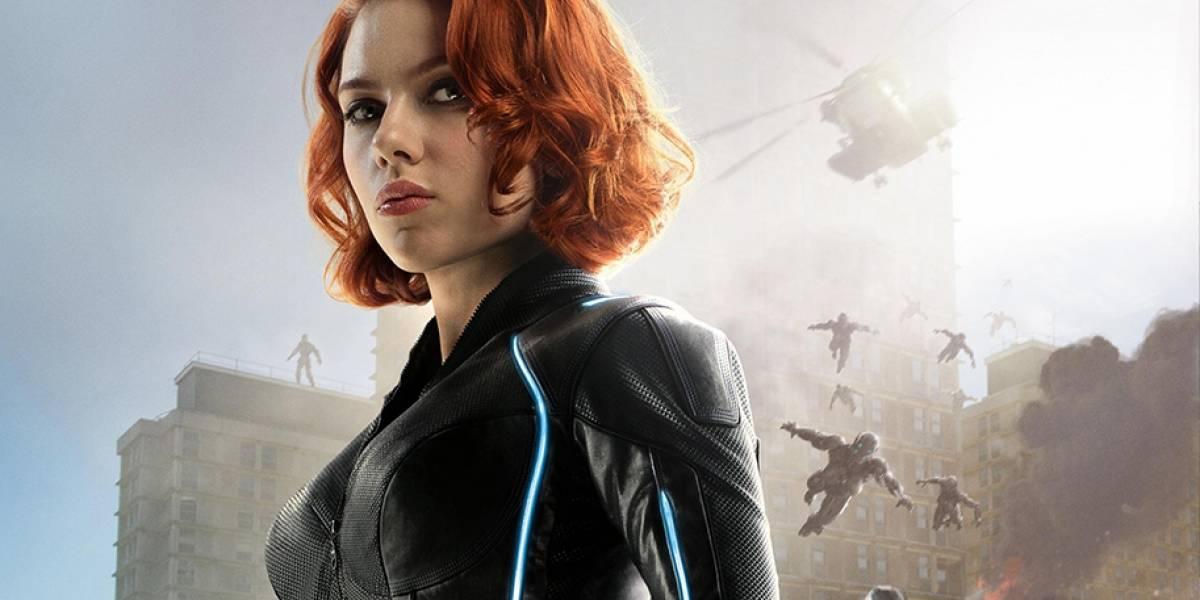"""Un gran hito: Scarlett Johansson logró paridad salarial con sus compañeros de """"Avengers"""""""