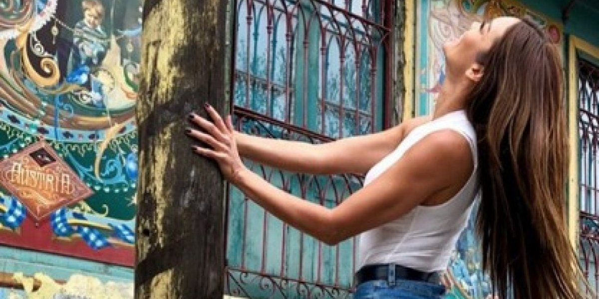 Zuleyka Rivera viaja al continente Sudamericano