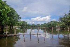 Lluvias en Moyuta