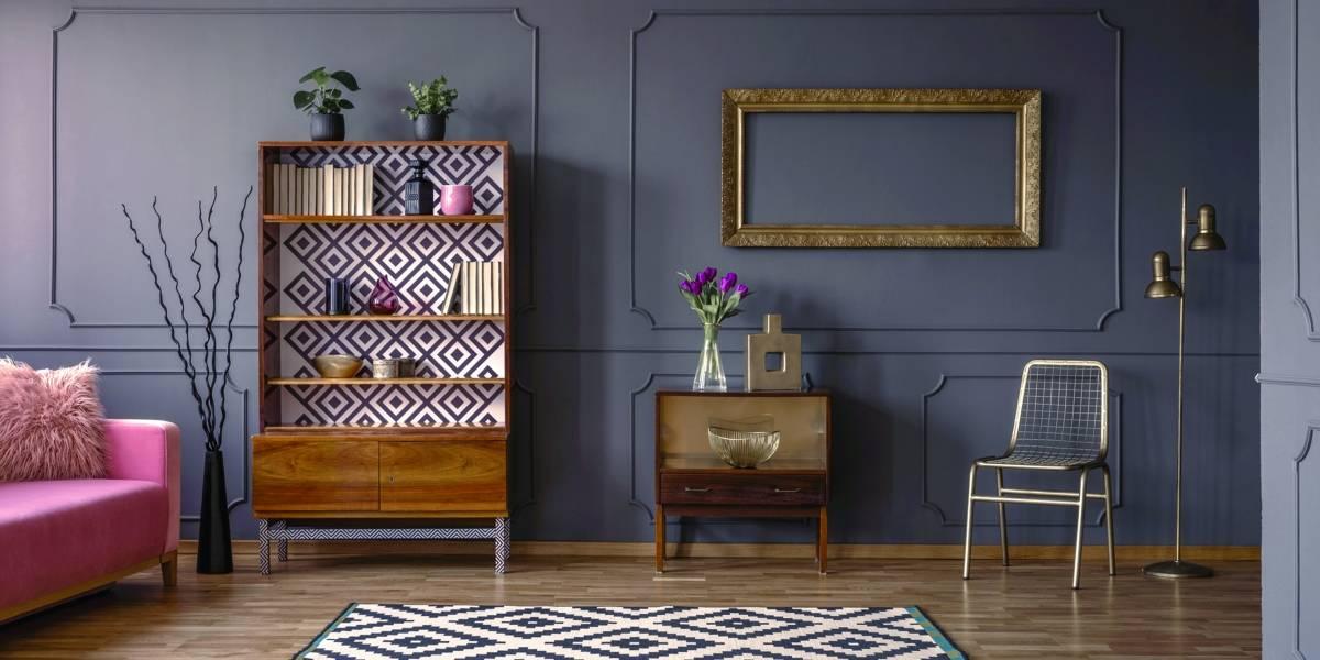 Deja que el estilo vintage se adueñe de tu hogar