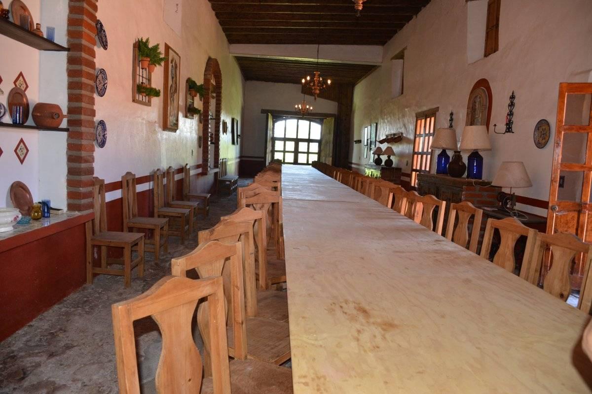 Haciendas Tlaxcala turismo
