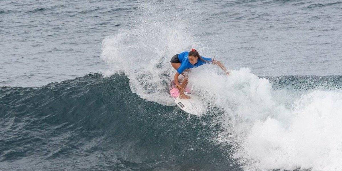Tiarah Blanco repite como campeona del Corona Pro Surf