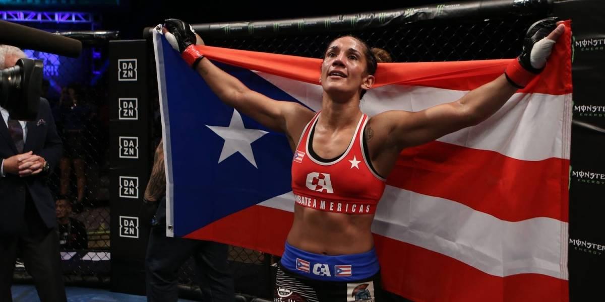 Amanda Serrano gana el premio de 'Boxeadora del Año'