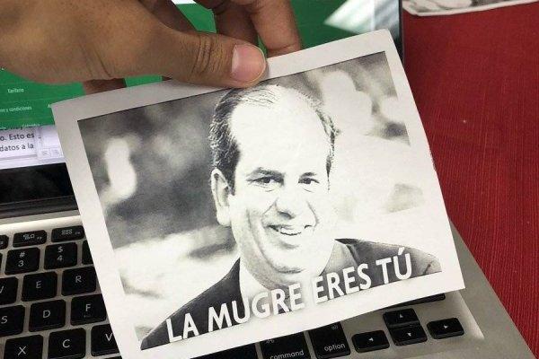 Aníbal Acevedo Vilá usó la misma palabra el pasado agosto para referirse a miembros del partido.