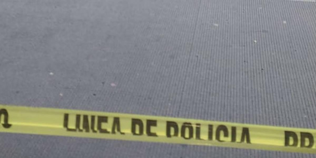 Atropellan a hombre en avenida Revolución; presunto responsable se dio a la fuga