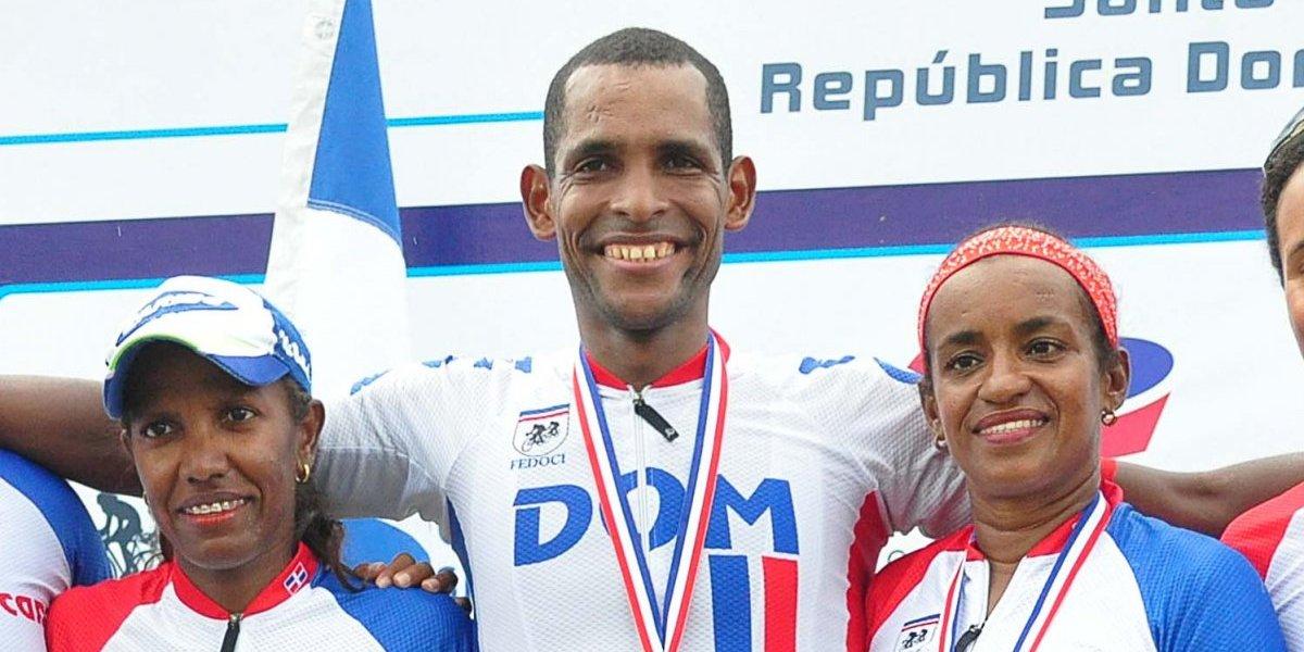 Augusto y Juana ganan medallas de bronce en prueba de ruta del Caribe
