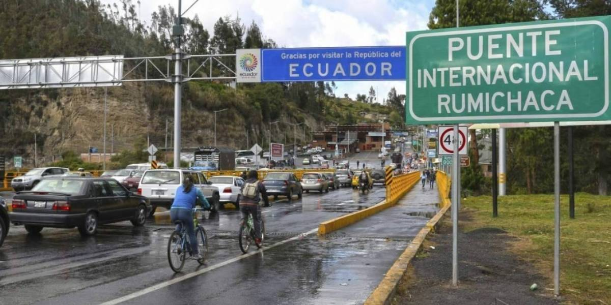 Alemania asigna 3 millones euros a Ecuador para atender a migrantes en la frontera