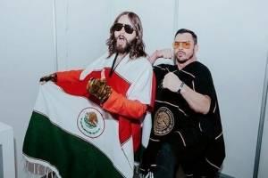 Jared Leto en Guadalajara